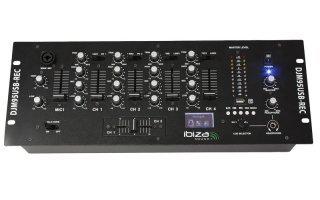 Ibiza Sound DJM950 - Reproductor USB y grabador