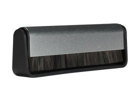 Cepillo de fibra de carbono para limpiar discos de vinilo