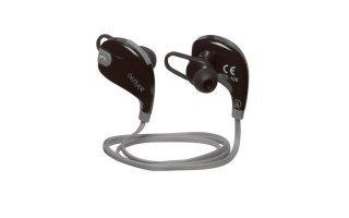 Denver BTE-100 Gris - Auriculares Bluetooth