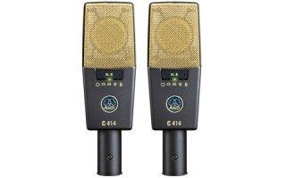 AKG C-414 XL II Stereo Set + Maleta