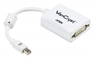 Adaptador de Mini DisplayPort a DVI