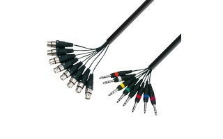 Adam Hall Cables K3L8FV0500