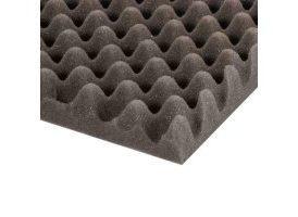 Adam Hall - Eggbox foam 200 cm x 100 cm x 30 mm