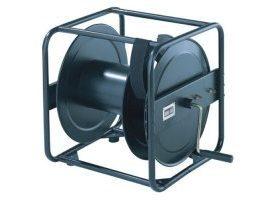 Adam Hall Cable drum black
