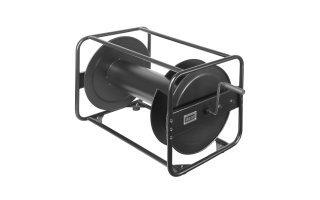 Adam Hall Cable drum black 2