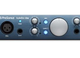 PreSonus AudioBox iOne 2X2