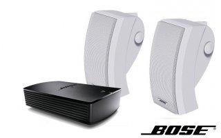 Bose SA-5 + Bose 251 Blanco