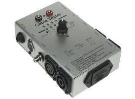 Comprobador de Cables de Audio