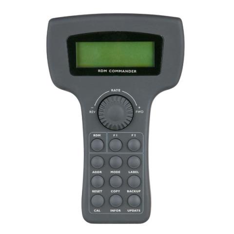 DAP Audio RDM Commander