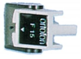 Aguja de recambio para tocadiscos para Ortofon n15 univ.