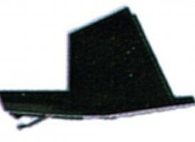 Aguja de recambio para tocadiscos para Akai rs-33