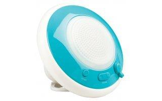 Altavoz flotante y resistente al agua con Bluetooth en color azul