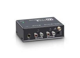 LD Systems PPA 2 - Preamplificador y ecualizador RIAA para tocadiscos