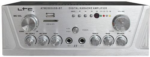 LTC Audio ATM2000 USB / Bluetooth - Karaoke