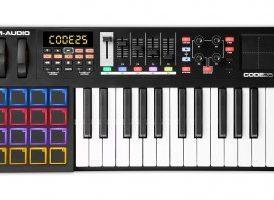 M-Audio Code 25 Black