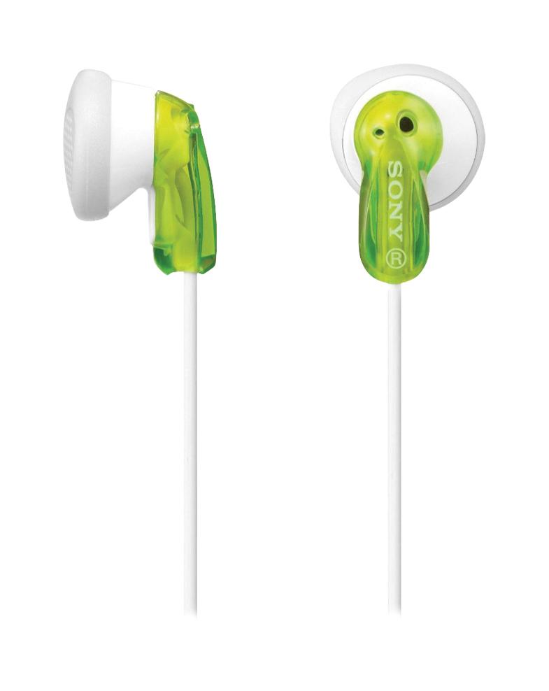 Auriculares in-ear Sony MDRE9LPG verde