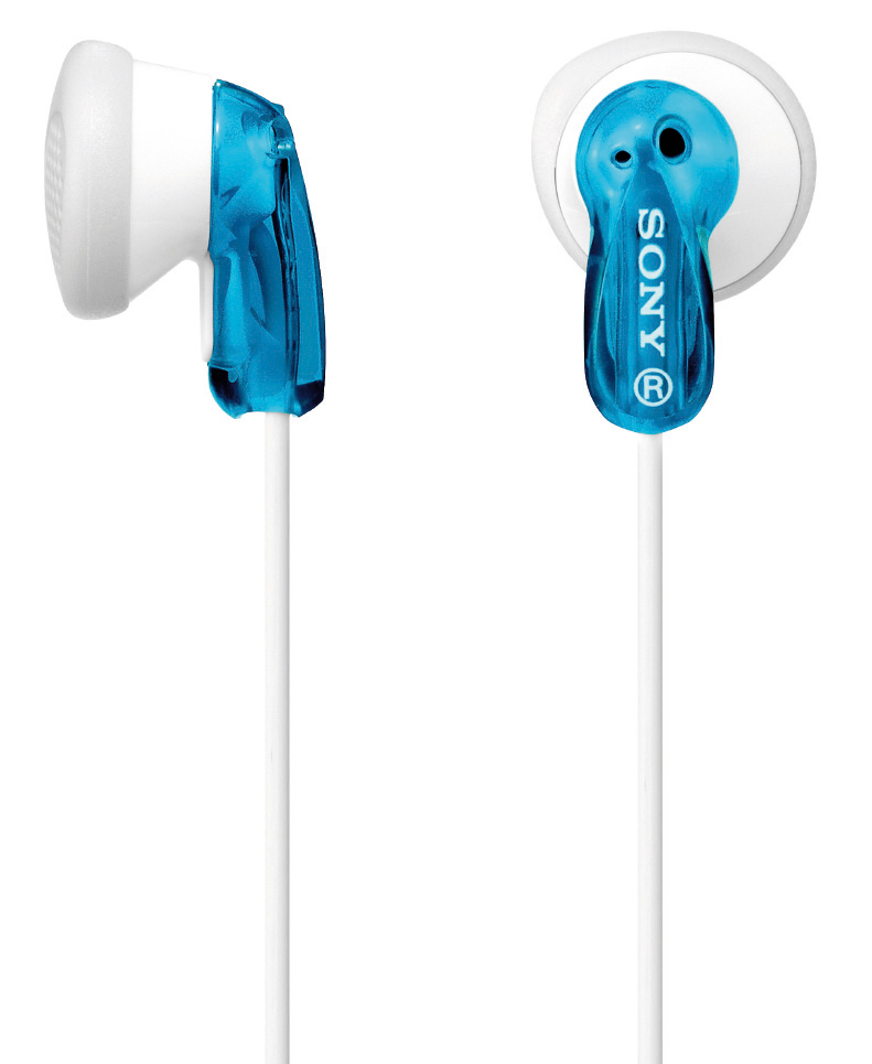 Auriculares in-ear Sony MDRE9LPL azul