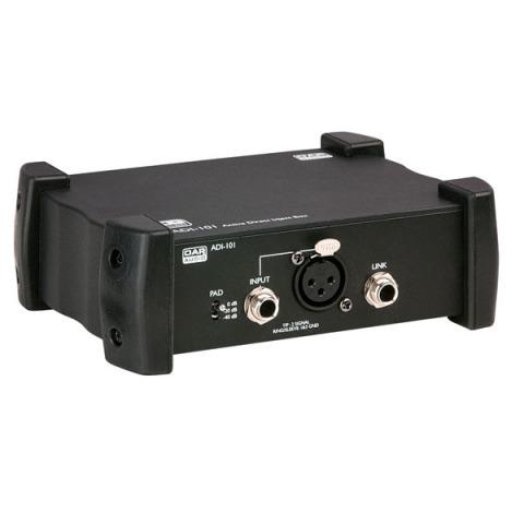 DAP Audio ADI-101 caja de inyección activa