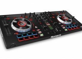 Numark MixTrack Platinum