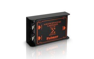 Palmer Pro PAN 05 - Mezclador de Micrófonos