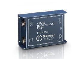 Palmer Pro PLI 02 - Caja de Aislamiento de Línea 2 Canal