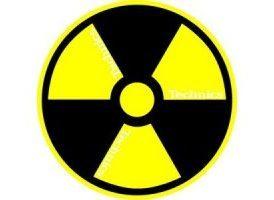 Pareja de patinadores Radioactivo