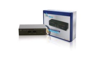 Pre-amplificador estéreo con entrada aux seleccionable