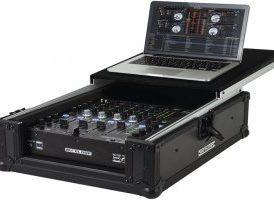 Reloop DJ FlightCase Mixer RMX