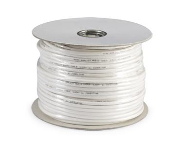 Cable libre de halógenos y baja emisión de humo (LSZH) para instalación