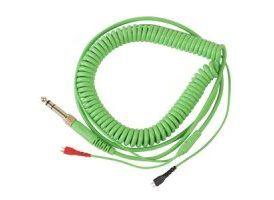 Cable espiral Sennheiser HD 25 - Verde 3.5 m