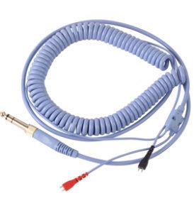 Cable espiral Sennheiser HD 25 - Azul 3.5 m