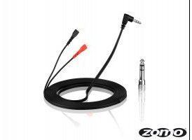 Sennheiser cable repuesto para HD-25 3 metros, negro