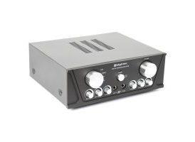 SkyTronic amplificador de Karaoke universal stereo negro