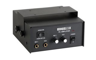Amplificador PA mono 12Vcc
