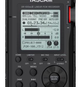 Tascam DR 100 Mk III