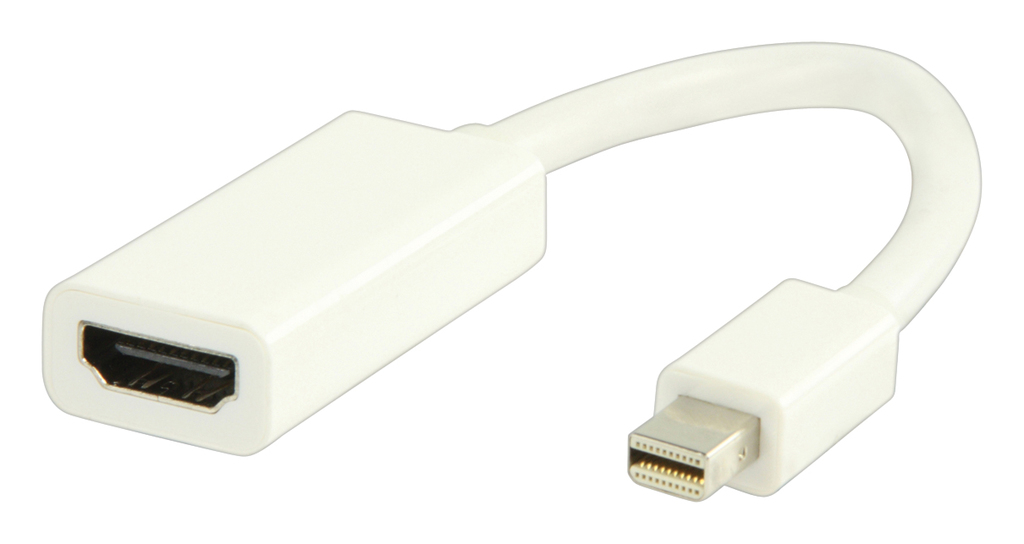 Adaptador mini DisplayPort - HDMI