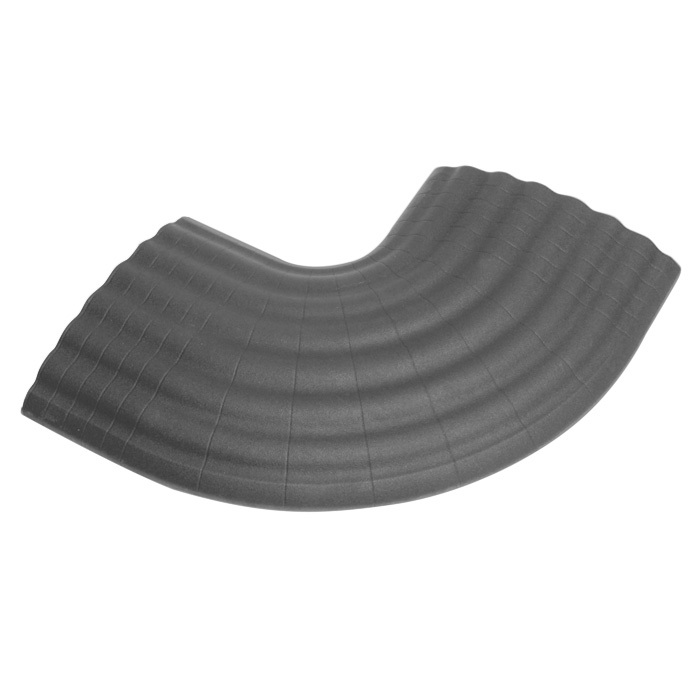 Defender Office - 90° Curve grey for 85160 Cable Crossover 4-ch