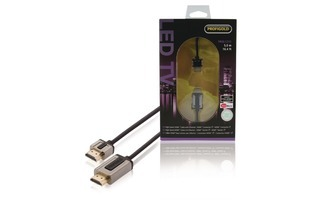 Cable High Speed HDMI™ con interconexión Ethernet de 5.00 m