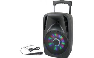 Party Light & Sound Party 8-LED