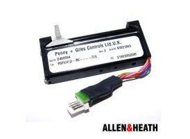 Allen & Heath Xone 92/62/42 Crossfader