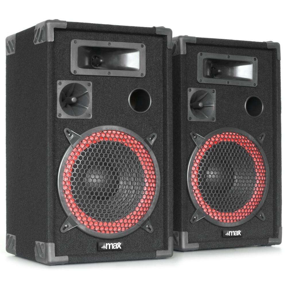 """Max XEN 3510 PA Box 10"""" 600W Pareja"""