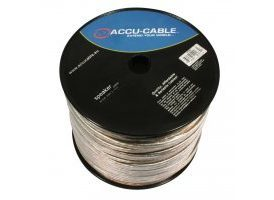 Accu Cable AC-SC2-4/100R cable altavoz 2x4mm, 100m