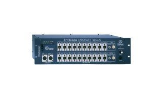 Palmer PPB20S - Press Patch Box Stereo