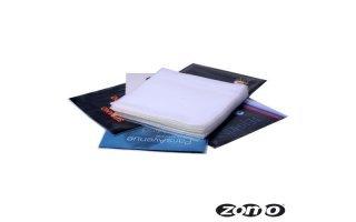 Zomo LP cubierta protectora de vinilos, plastico fuerte (100 unidades) / 0,15mm grosor