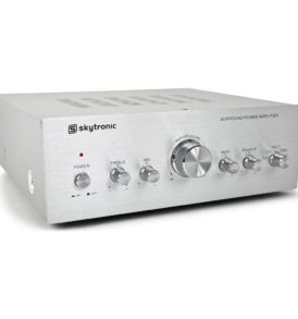 Amplificador estereo de 2 x 50W