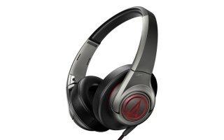 Audio Technica ATH-AX5iSGM
