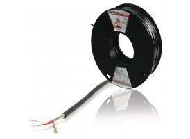 Cable para micrófono 2x0.08 mm