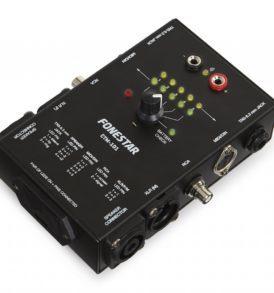 Comprobador de Cables de audio - Fonestar CTM-101