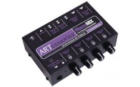 ART 4 Channel Mixer