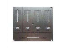 Pioneer DNB1154 - Panel frontal de fader para Pioneer DJM 700 Plata